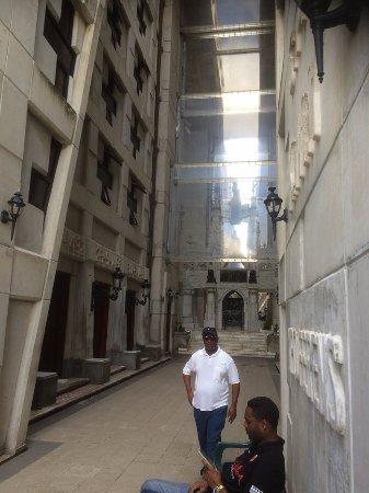 Faro A Colon: Inside