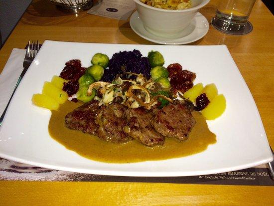 Belp, Suiza: Top Restaurant tolle freundliche Bedienung und sehr Feines Essen kann dieses Restaurant nur empf