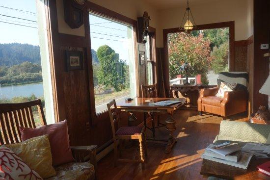 Historic Requa Inn: salon