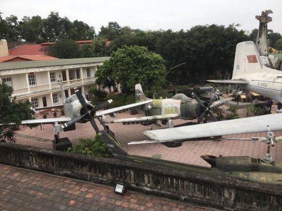 Vietnam Military History Museum: photo1.jpg