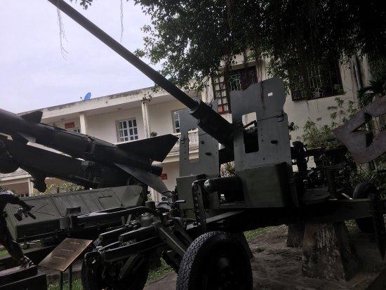 Vietnam Military History Museum: photo2.jpg