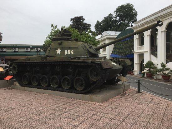 Vietnam Military History Museum: photo4.jpg