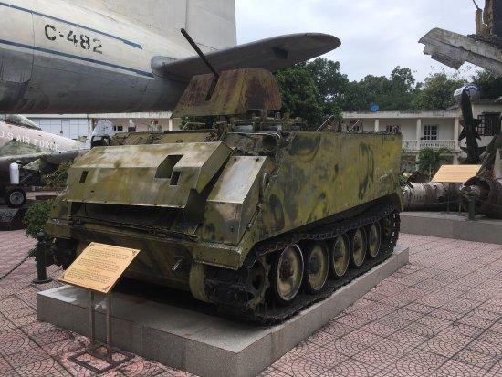 Vietnam Military History Museum: photo5.jpg