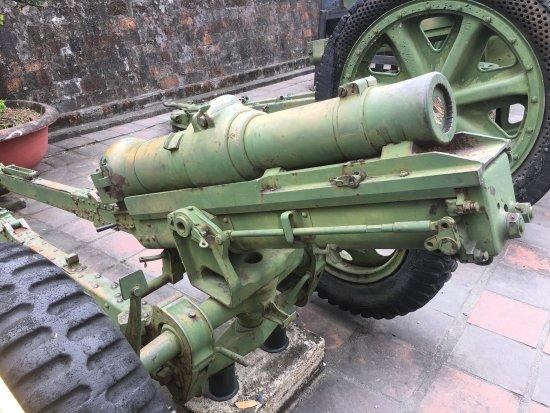 Vietnam Military History Museum: photo6.jpg