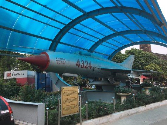 Vietnam Military History Museum: photo7.jpg