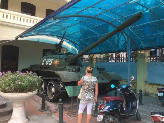 Vietnam Military History Museum: photo8.jpg