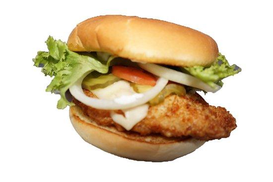 Taylorsville, KY: Deluxe Chicken Sandwich