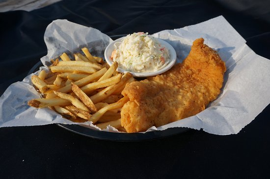 Taylorsville, KY: Fish Dinner