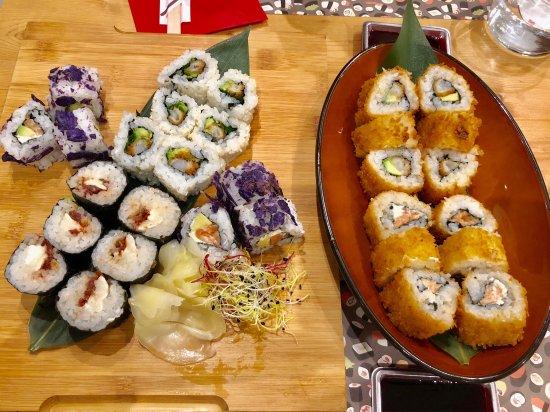 sumo sushi bar marseille restaurantbeoordelingen tripadvisor. Black Bedroom Furniture Sets. Home Design Ideas
