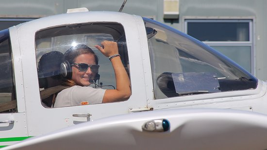 Welshpool Flying School: Our Flying Instructor