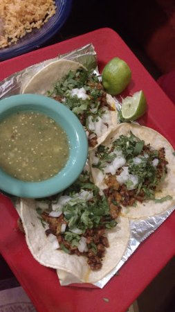 Caseyville, IL: soft tacos