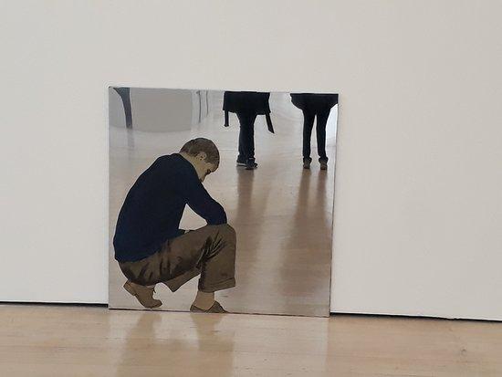 "Museo di Arte Moderna e Contemporanea di Trento e Rovereto: opera d'arte ""recente""_2"