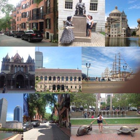 Fairview, Нью-Джерси: Excursion de Nueva York a Boston $95 dólares