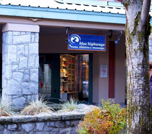Whistler, Canada: Located on 2nd Floor of Market Pavilion- on Main Street