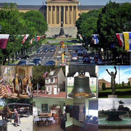 Fairview, Нью-Джерси: Excursion a Filadelfia y Comunidad Amish $110 dólares