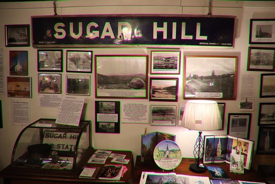 All about Sugar Hill in the past