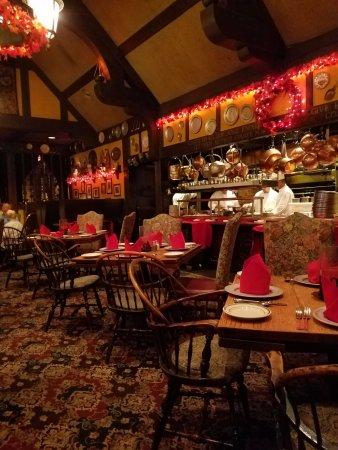 Gulliver's: Inside restaurant