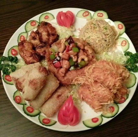 Kanturk, Ireland: Four Seasons Chinese Restaurant