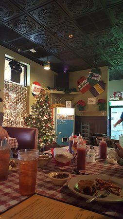 East Ellijay, GA: Ready for Christmas!