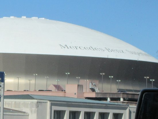 mercedes benz superdome new orleans la top tips before