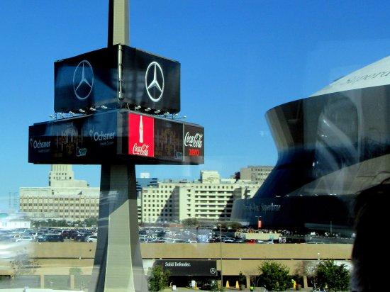 Mercedes Benz Superdome: Meercdes Benz Superdome, New Orleans, LA