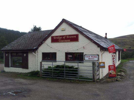 Tomintoul, UK: I took this picture on August 29,2012...
