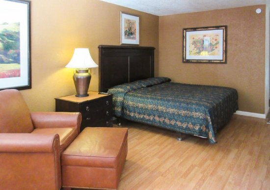 Pecos, تكساس: Bedroom