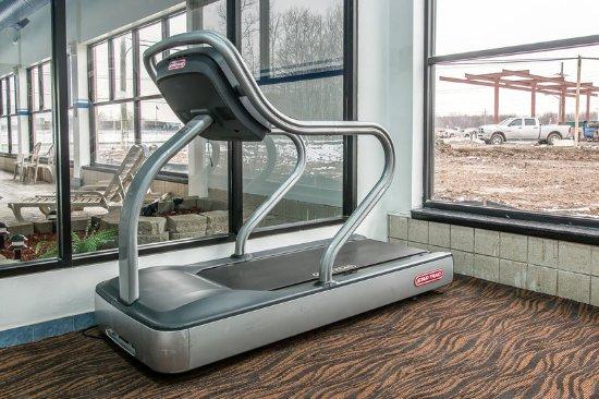 Flat Rock, MI: Fitnes scenter