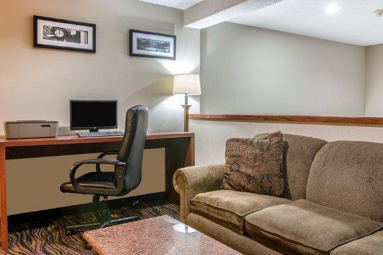 Flat Rock, Мичиган: Business center