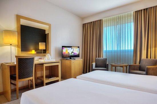 Quality Inn Portus Cale : Twin Room