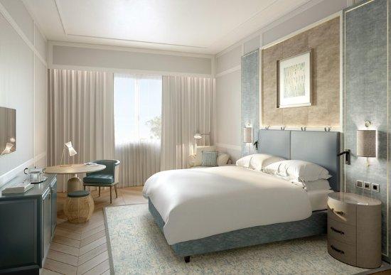 Hilton Imperial Dubrovnik: King Hilton Guestroom