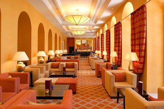 Hilton Imperial Dubrovnik: Woburn Place Bar & Lounge