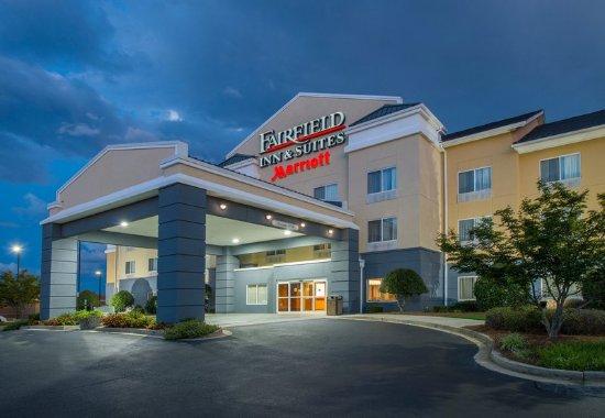 Greenwood, Karolina Południowa: Entrance
