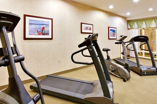 Holiday Inn Express Hotel & Suites - Daphne-Spanish Fort: Fitness Center
