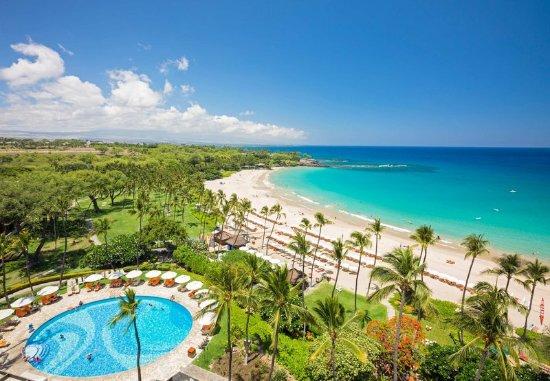 Mauna Kea Beach Hotel, Autograph Collection: Resort Aerial View