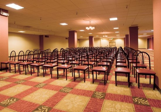 Holiday Inn Reno-Sparks: The Victorian Ballroom is 6,090 sq. feet and ideal for any venue