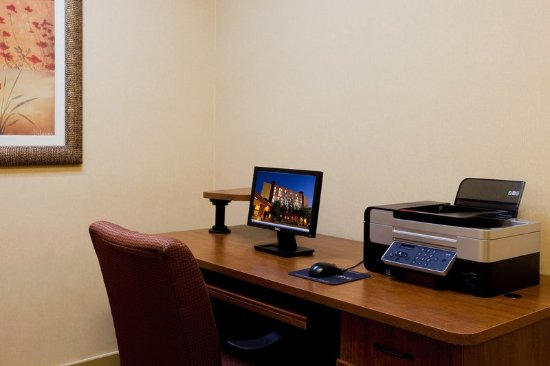 Holiday Inn Reno-Sparks: Business Center