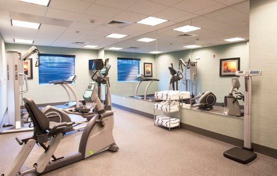 Selinsgrove, Pensilvania: Fitness Center