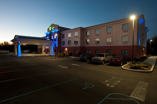 Selinsgrove, PA: Hotel Exterior