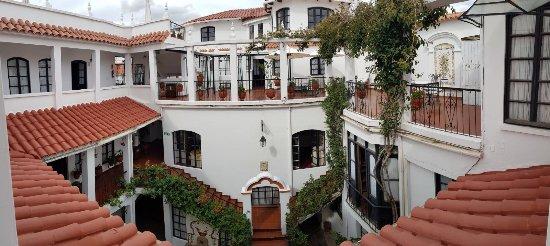 El Hotel de Su Merced: A true find