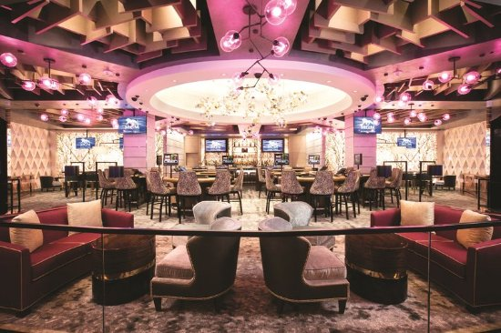 Oxon Hill, Μέριλαντ: Blossom Lounge
