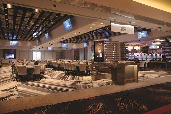 Oxon Hill, MD: Poker Room