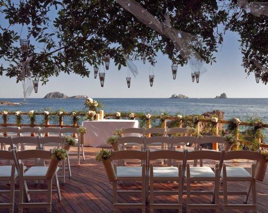 Cala de Mar Resort & Spa Ixtapa : Wedding