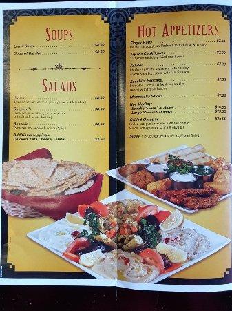 Ballston Spa, NY: Alaturco Mediterranean Grill