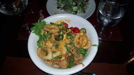 Westfield, NJ: Fried calamari