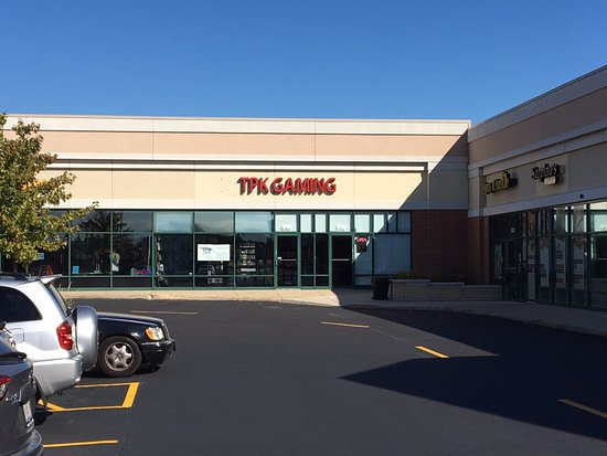 Glen Ellyn, IL: TPK Gaming's new home!