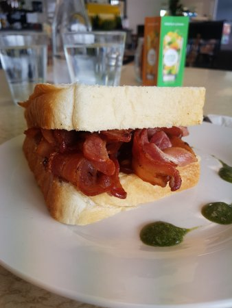 01d43ccb929906 Vagabond Cafe  The best bacon buttie to be found in Tauranga Mt Maunganui  area
