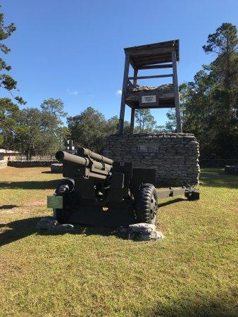 Starke, FL: Camp Blanding Museum and Memorial Park
