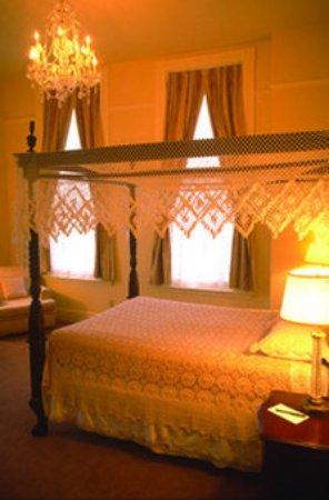 Geiser Grand Hotel: Guestroom
