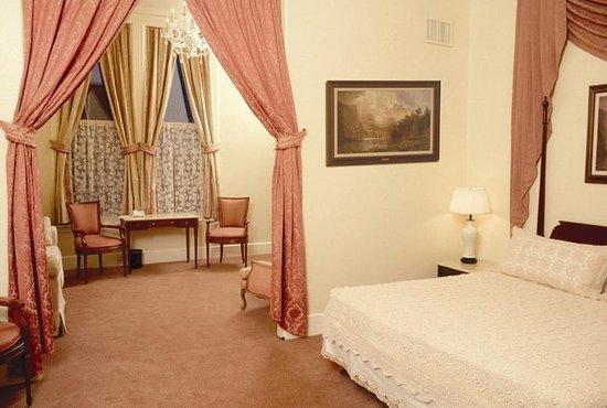 Geiser Grand Hotel: Suite